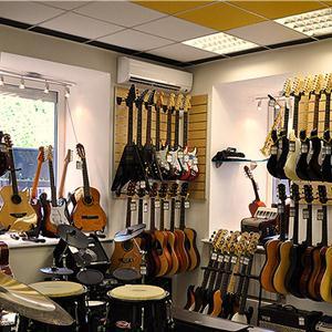 Музыкальные магазины Кинеля