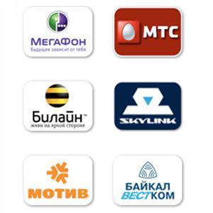 Операторы сотовой связи Кинеля