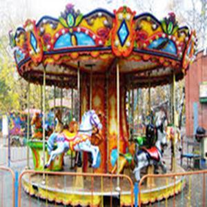 Парки культуры и отдыха Кинеля