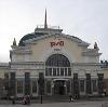 Железнодорожные вокзалы в Кинеле
