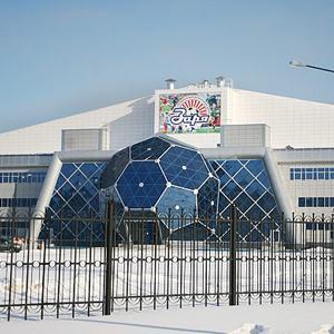Спортивные комплексы Кинеля