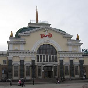 Железнодорожные вокзалы Кинеля